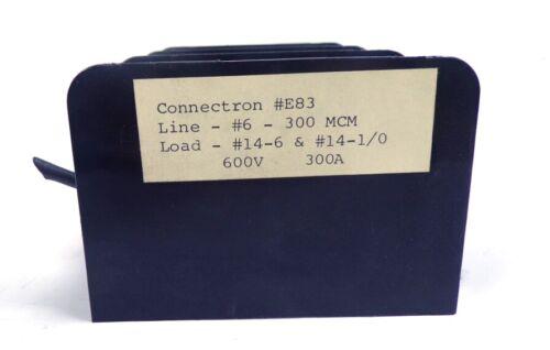 CONNECTRON POWER DISTRIBUTION , #E83,