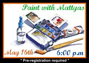Paint with Mattyas