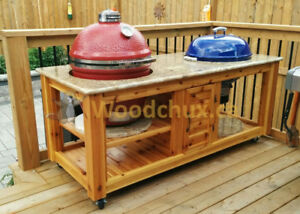 ♥‿♥ . . CUSTOM BUILT PATIO COOK STATIONS . .♥‿♥