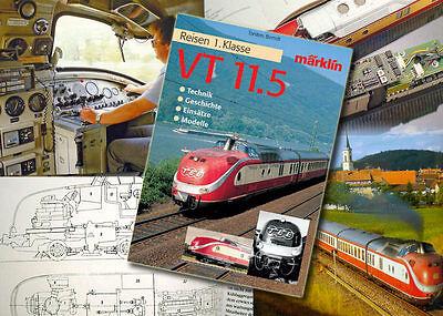"""Märklin 07495 """"Triebzug VT11.5"""" NEU in OVP verschweisst"""