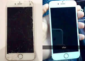 iPhone 6 Screen Repair -  High Quality, Fast, Low Price 