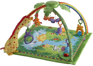 Fisher-Price Baby Deluxe Gym