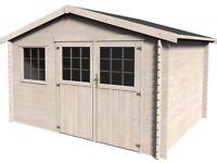 Log Cabin - 10 square metres