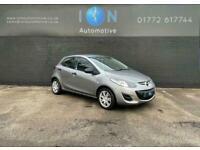 2013 Mazda 2 1.3 TS *Low Road Tax & Parking Sensors* Hatchback Petrol Manual
