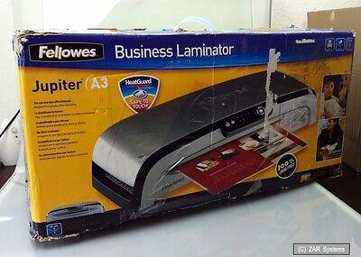 Fellowes Jupiter A3 Laminator bis 330mm Laminiergerät, leicht beschädigt, LESEN