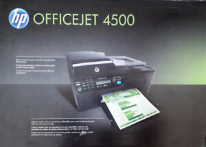 Officejet All in one Printer/Scanner/FAX/Copier