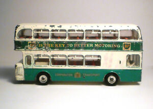DINKY TOYS ATLANTEAN BUS MECCANO LTD. MADE IN ENGLAND