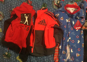 Boy clothes first year