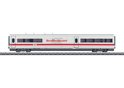 "From Märklin 7879229791 Ein Bordrestaurant Car Db Ag For "" Ice 2 ""# New"