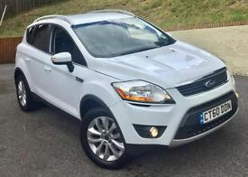Ford Kuga 2.0TDCI (163)**4x4 Titanium***1Owner From New,6FORD STAMPS!***