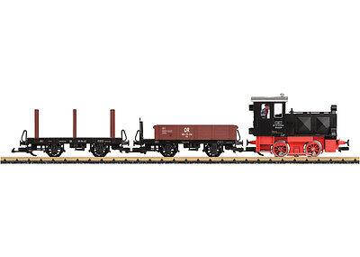 LGB 70230 Startpackung Güterzug mit Diesellok der DR NEU OVP