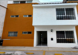 Equipped house in a nice subdivision of Cancun