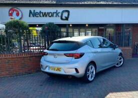 2018 Vauxhall Astra 1.6T 16V 200 SRi Vx-line Nav 5dr Hatchback Hatchback Petrol