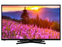 "Finlux 40"" FULL HD LED TV ,FREEVIEW, LAN, 2xHDMI, USB, VGC"
