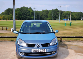 RENAULT SCENIC AUTOMATIC 45000 MILES 2009 5DOOR 2 OWNERS 12 SERVICES