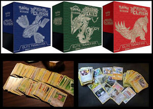 Pokemon Elite Trainer Box - over 100 cards:Rares,Holos,Trainers!