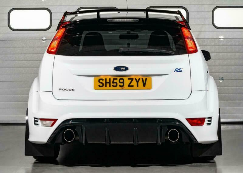 2009 (59) Ford Focus RS Mk2 2.5 20V (305ps) RS - Pristine - 15k Miles - 1 Owner!