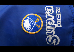 Vintage CCM NHL Buffalo Sabers