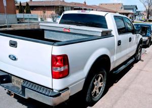 2006 Ford F150 XLT 5.4L Triton 4 door, 4x4
