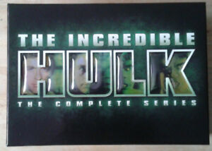 The incredible HULK Lou Ferigno / Bill Bixby