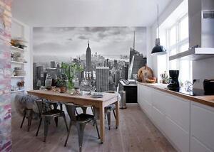 Papel pintado mural fotograf a new york gigante decorativo - Papel pintado nueva york ...
