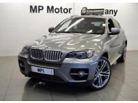 2009 59 BMW X6 3.0XDRIVE35D 4D AUTO 282BHP 4 DR 6 SP AUTO 4WD DIESEL COUPE, GREY