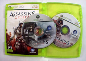 Assassin's Creed 1 & 2