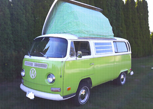 The 71' VW Bus - Ticket to Ride -