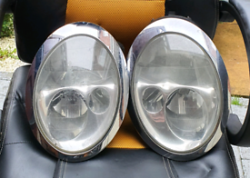 Mini headlights