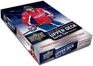 15-16 Upper Deck Series 2 Hockey SALE @ Breakaway LOW PRICE!