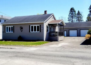 House with Garage for Rent