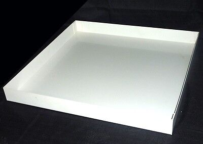 "SUBSTRATE TRAY for Screen Reptile Cage Diy Cages for 20"", 30"" cages, Free Ship"