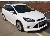 FORD FOCUS 1.6 ZETEC AUTOMATIC ESTATE