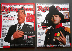 2 Rolling Stone France 2003