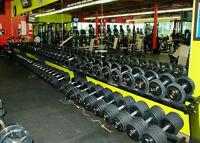 gym complet a vendre