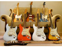 WANTED: Fender American Standard Stratocaster