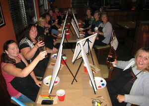 $20 off SAS PAINTING PARTY  AT BOSTON PIZZA LINDSAY Kawartha Lakes Peterborough Area image 7