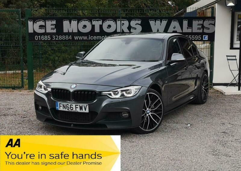 2016 BMW 3 Series 335d xDrive M Sport 4dr Step Auto Saloon Diesel Automatic