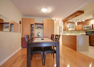 Condo on two floors 1 bedroom up and 2 down + 2 bathrooms West Island Greater Montréal image 4