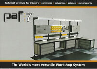 System7 Workbenches and Modular Storage Systems