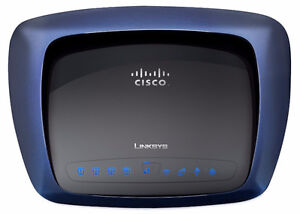 Cisco Linksys WRT610N dual band router