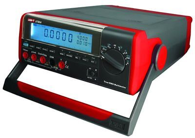 Uni-t Ut804 Acdc Voltage Dc Lcd Bench Type Digital Multimeter