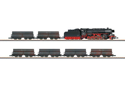 "Märklin 81371 Z Gauge Train Pack "" Heavy Freight "" DB 7-teilig # NEW ORIGINAL, used for sale  Shipping to United States"