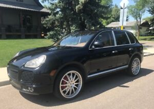 2004 Porsche Cayenne Twin Turbo - Immaculate