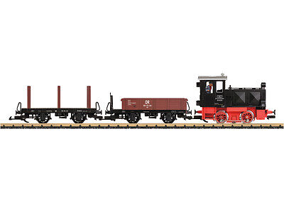 LGB 70230 G Startset Güterzug 230 Volt DR Ep. III  NEUHEIT 2015 OVP -