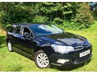 Citroen C5 1.6HDi VTR+ NAV**Estate Model**Just1Former Owner,FSH!**