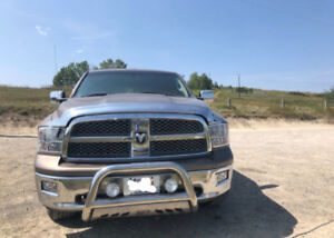 2009 DODGE RAM 1500 LARAMIE -ACCIDENT FREE, CREW CAB , 152km