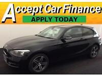BMW 118 1.6 ( 170bhp ) Sports Hatch 2013MY i Sport FROM £51 PER WEEK!