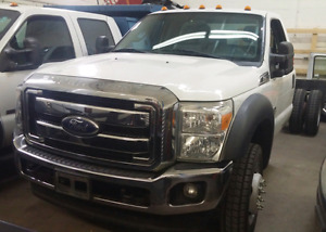 2011 FORD F550 XLT 6.7L DRW 4x4 **RARE COMME NEUF!**