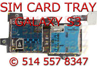 Sim Card Tray REPAIR Reparation Galaxy S3, S4, S5, Note 1, Note